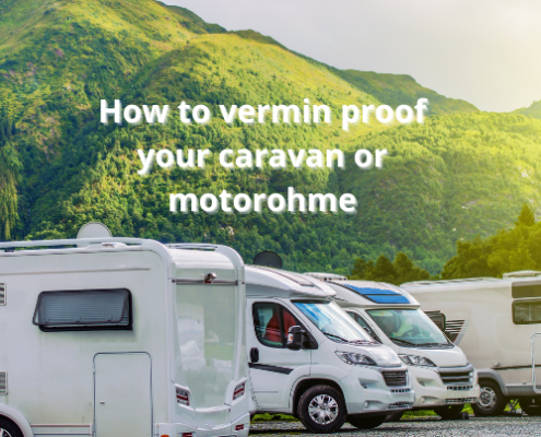 vermin proof caravans and motorhomes