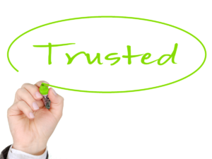 Trusted by Trusted Traders